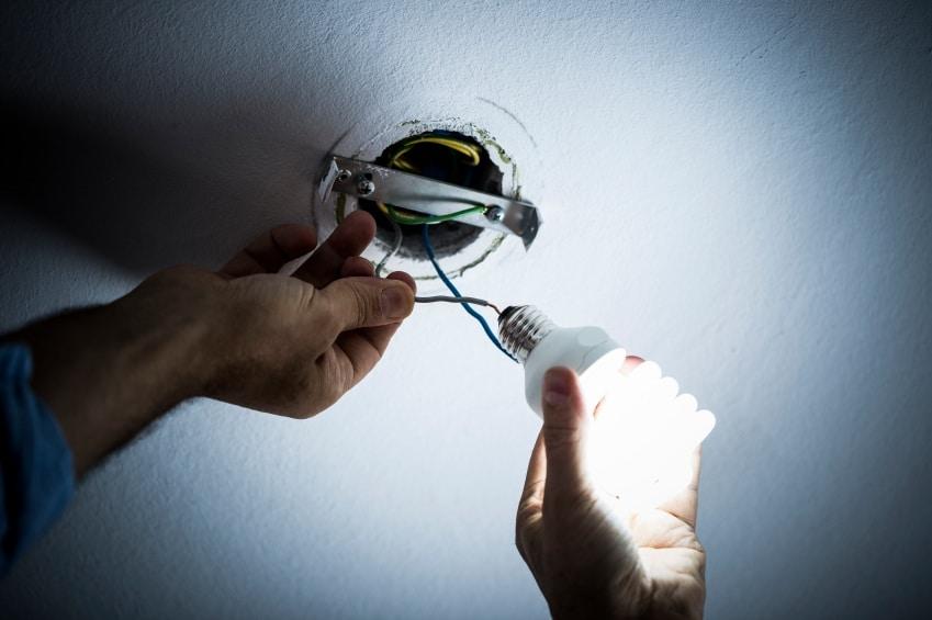 Elektriker Umzug
