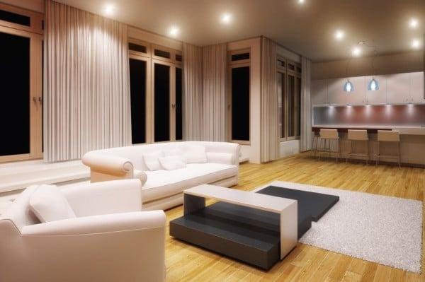 Hausbeleuchtung | Beleuchtung planen | indirekte Beleuchtung