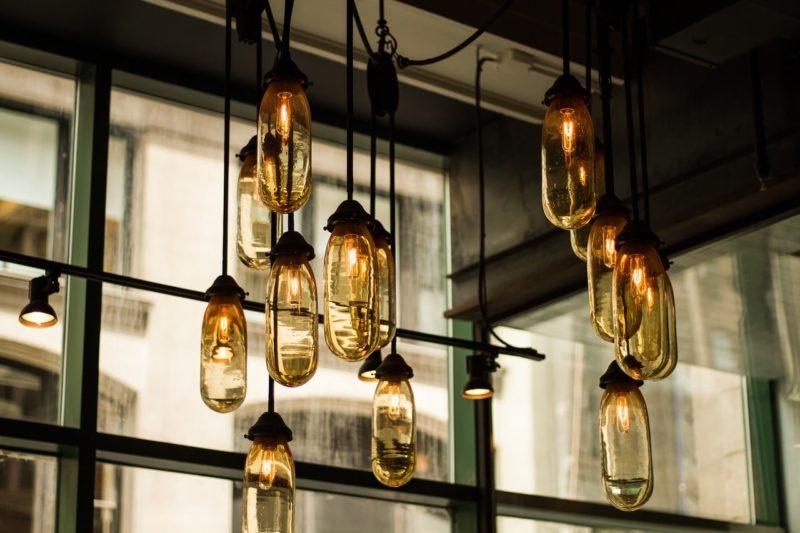 Retro Lampen