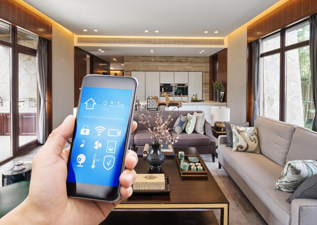 Smart Home sicher